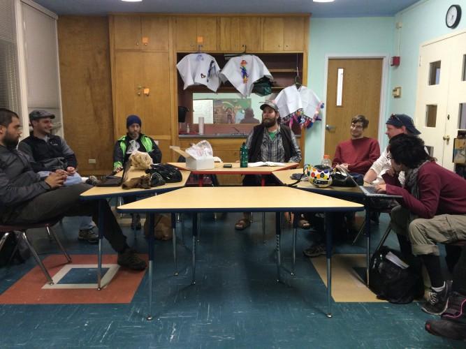February Meeting Minutes